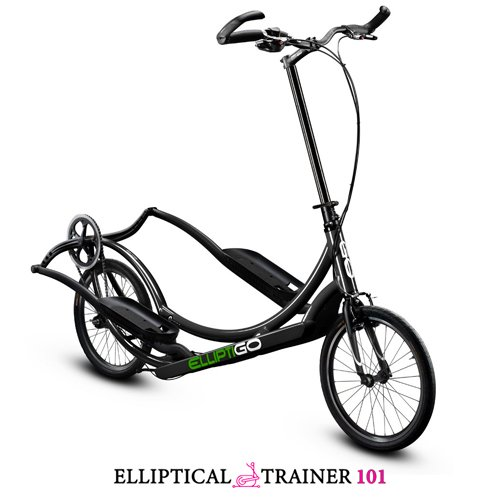 ElliptiGO 8C Outdoor Elliptical Bike