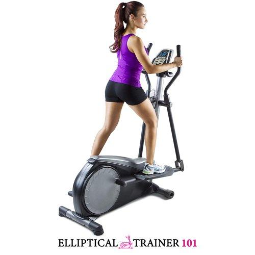 Gold's Gym 310 Elliptical Stride Trainer