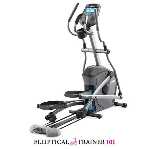 Horizon Fitness Elite E7 Elliptical Trainer