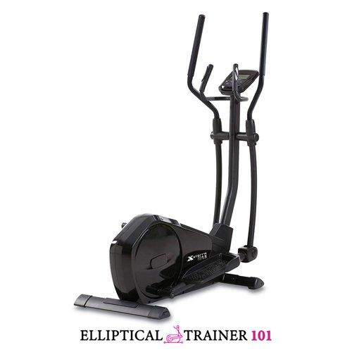 XTERRA Fitness FS1.5 Elliptical Machine Trainer